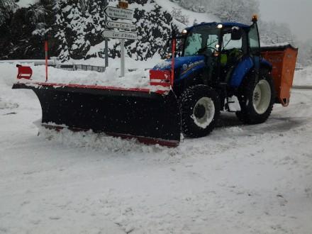 LBSC325 sur tracteur agricole
